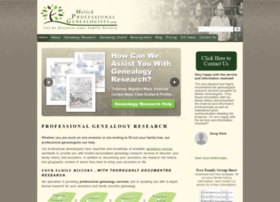 melickprofessionalgenealogists.com