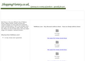 melissa-shoes-online.shoppingvariety.co.uk