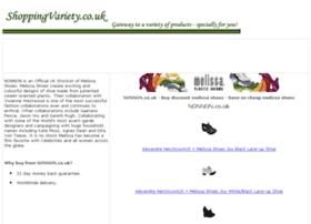 melissa-shoes.shoppingvariety.co.uk
