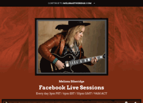 melissaetheridge.com