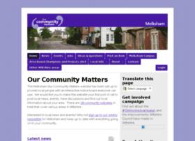 melksham.ourcommunitymatters.org.uk