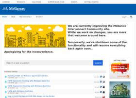 mellanoxexternal.jiveon.com