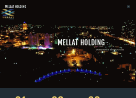 mellatholding.com
