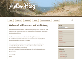 mellisblog.de