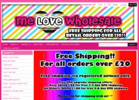 melovewholesale.com