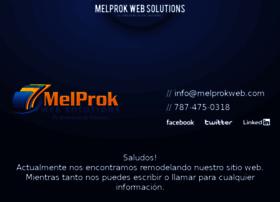 melprokwebsolutions.com