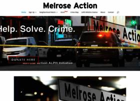 melroseaction.com