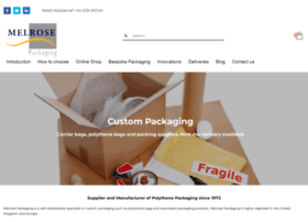 melrosepackaging.co.uk