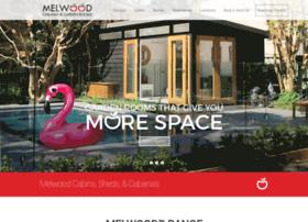 melwoodcedarsheds.com