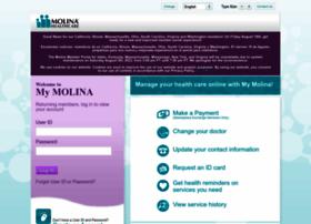 member.molinahealthcare.com