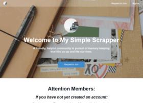 member.simplescrapper.com
