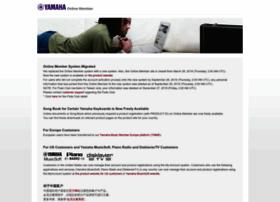 member.yamaha.com