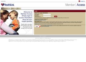 memberaccess.healthlink.com
