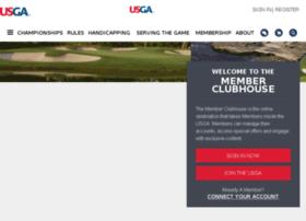 memberclubhouse.usga.org