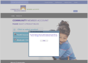 memberportal.communitycares.com