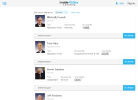 members-of-congress.insidegov.com