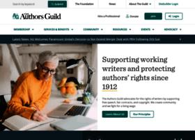 members.authorsguild.net