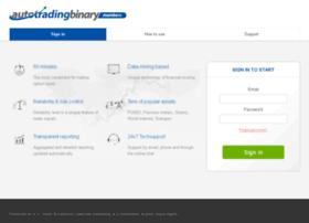members.autotradingbinary.com