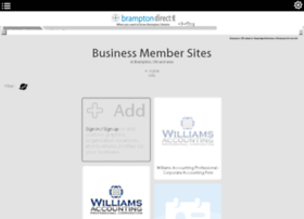 members.bramptondirect.info