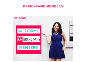 members.brandfameschool.com
