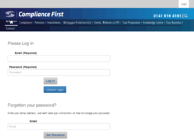members.compliancefirst.co.uk