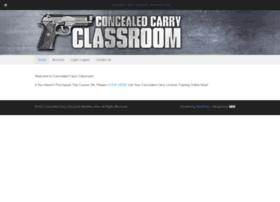 members.concealedcarryclassroom.com
