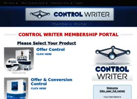members.controlwriter.com