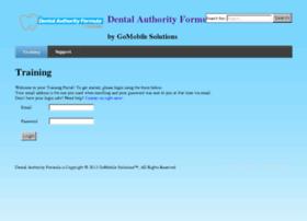 members.dentalauthorityformula.com