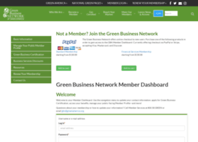members.greenbusinessnetwork.org