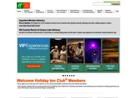 members.holidayinnclub.com
