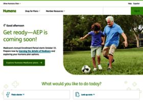 members.humana.com
