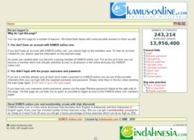 members.kamus-online.com