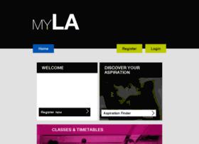 members.lafitness.co.uk