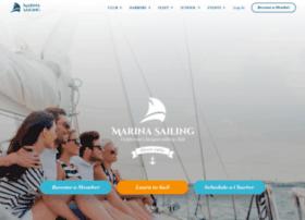members.marinasailing.com