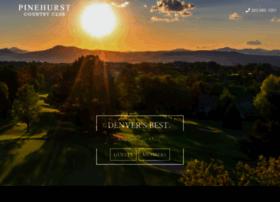 members.pinehurstcountryclub.com