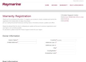 members.raymarine.com