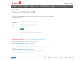 members.reckon.com