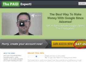 members.thepaidexpert.com