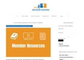 members.thereligionteacher.com