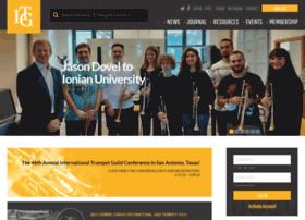 members.trumpetguild.org