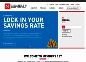 members1st.org