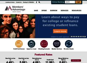 membersadvantagecu.com