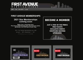 membership.first-avenue.com