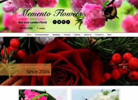 mementoflowers.com