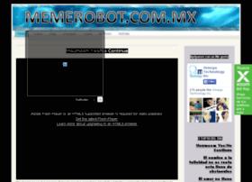 memerobot.com.mx