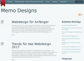 memo-designs.de