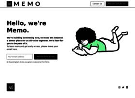 memo.com