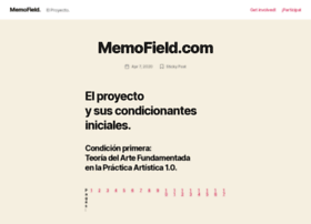 memofield.wordpress.com