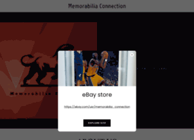 memorabiliaconnection.com
