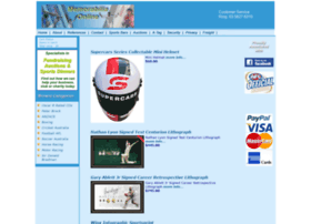 memorabiliaonline.com.au